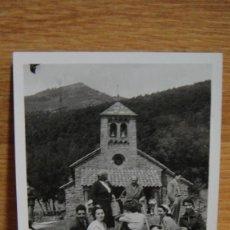 Fotografía antigua: EXCURSION A LA ERMITA. Lote 57970720