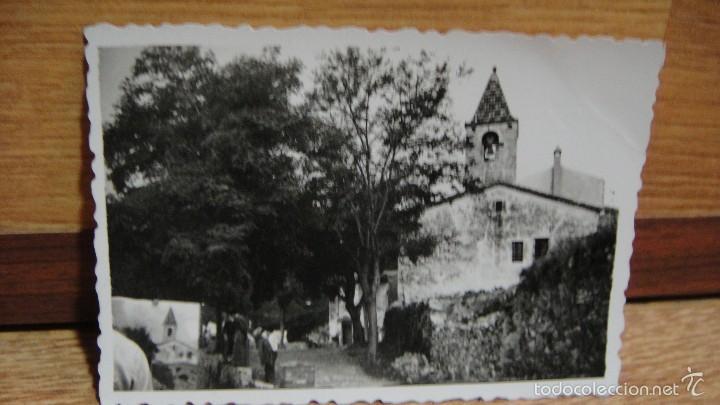 ERMITA O SANTUARIO (Fotografía Antigua - Fotomecánica)