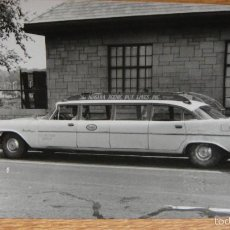 Fotografía antigua: LIMUSINA , NIAGARA. Lote 58122658