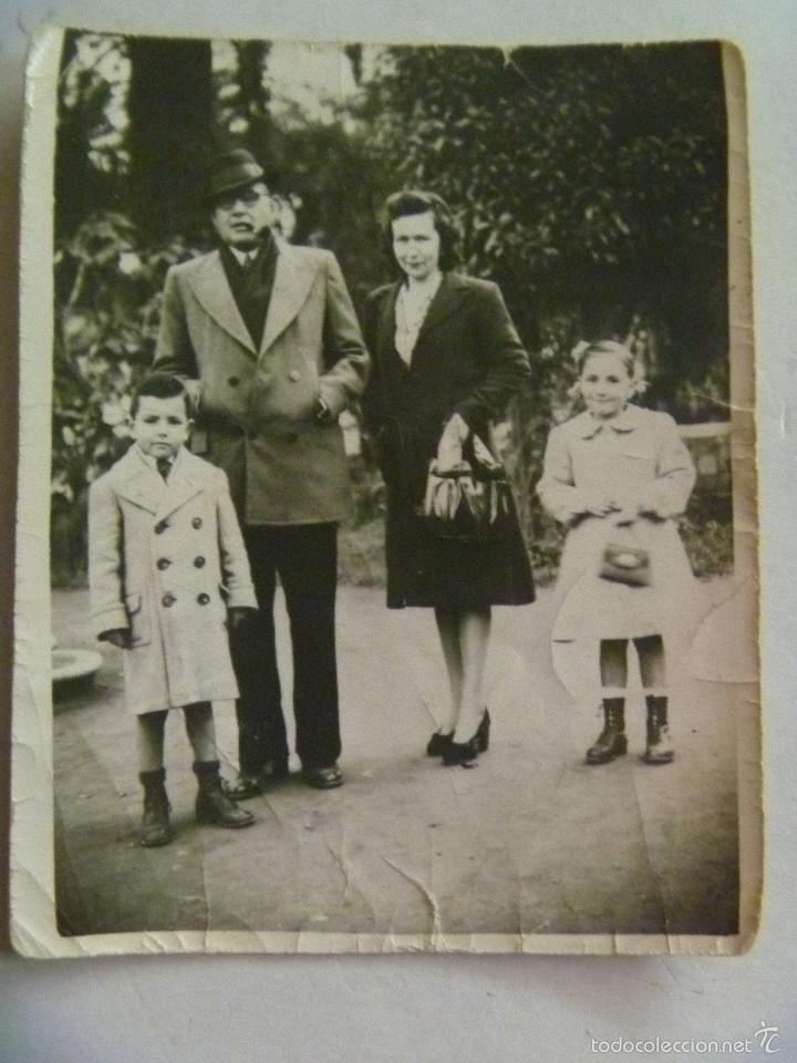 MINUTERO FOTOGRAFO DEL PARQUE Mª LUISA , SEVILLA, 1963 (Fotografía Antigua - Fotomecánica)