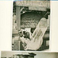 Fotografía antigua: FASCISMO ITALIANO. MUSSOLINI. LOS BALILLAS. LOTE DE 24 GRANDES FOTOS. HACIA 1930-1938.. Lote 59530171