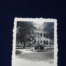 Fotografía antigua: GUADALAJARA. PATIO CENTRAL. 6 X 5 CM.. Lote 61532828