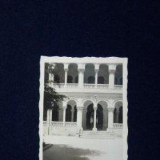 Fotografía antigua: GUADALAJARA. PATIO CENTRAL. 6 X 4,5 CM. Lote 61533572