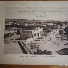 Fotografía antigua: LOTE 16 FOTOS ANTIGUAS DE MARRUECOS. Lote 61640356