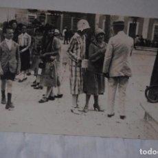 Fotografía antigua: CADIZ FIESTA DE LA FLOR 193...... Lote 62842996