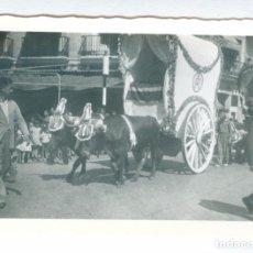 Fotografía antigua: FOTOGRAFIA ROMERIA ROCIO SEVILLA AÑOS 40. Lote 62899624