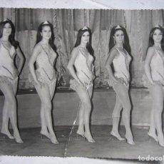 Fotografía antigua: ANTIGUA FOTOGRAFÍA DE SALA DE FIESTAS EN CÓRDOBA. MEDIDAS 24X18 CM. Lote 63183920