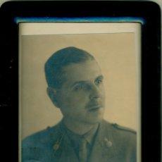 Fotografía antigua: TENERIFE.GUERRA CIVIL.MILITAR. CORONEL GARCIA PALLASAR.CONDE DE PALLASAR. CAPITÁN GENERAL. H. 1936.. Lote 135185479