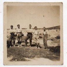 Fotografía antigua: FOTOGRAFÍA ANTIGUA DE MILITARES SIN GRADUACIÓN.. Lote 64284543