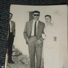 Fotografía antigua: FOTOGRAFIA BODA AÑOS 50-60.. Lote 64466583