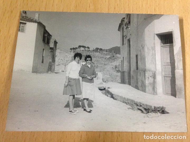 ANTIGUA FOTOGRAFIA COFRENTES VALLE DE AYORA VALENCIA (Fotografía Antigua - Fotomecánica)