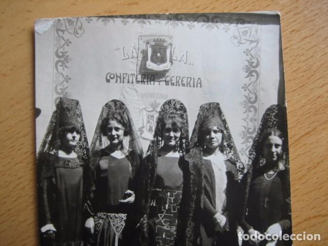 Fotografía antigua: Fotografía acto Confitería y Cereria La Perla. Provedor de la Casa Real Alfonso XIII - Foto 3 - 67734837