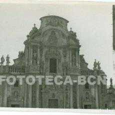 Fotografía antigua: FOTO ORIGINAL CATEDRAL DE MURCIA AÑOS 50 - 10X7CM . Lote 67916629