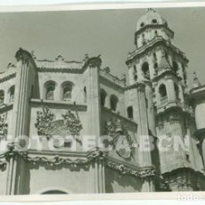Fotografía antigua: FOTO ORIGINAL CATEDRAL DE MURCIA AÑOS 50 - 10X7CM . Lote 67916869