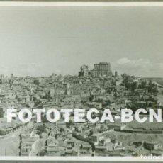 Fotografía antigua: FOTO ORIGINAL TOLEDO ALCAZAR CATEDRAL AÑOS 50 - 10X7CM. Lote 67940241