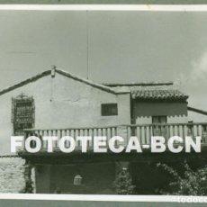 Fotografía antigua: FOTO ORIGINAL CASA MUSEO EL GRECO TOLEDO AÑOS 50 - 10X7CM. Lote 67942297