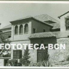 Fotografía antigua: FOTO ORIGINAL CASA MUSEO EL GRECO TOLEDO AÑOS 50 - 10X7CM. Lote 67942357