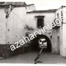 Alte Fotografie - OLIVARES, SEVILLA, AÑOS 70, VISTA DEL ARCO, 180X120MM - 68059137