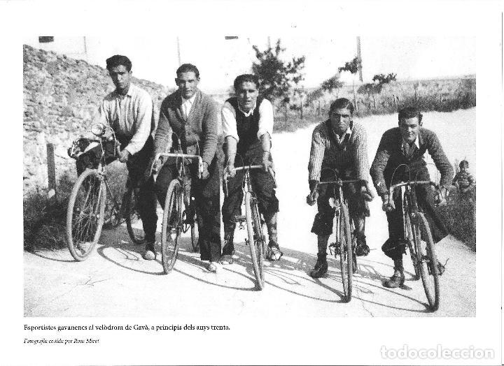 REPRODUCCIÓN DE UNA FOTOGRAFÍA DE LOS AÑOS 30 DEL SIGLO XX. GAVÀ. CATALUNYA. (Fotografía Antigua - Fotomecánica)