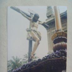 Fotografía antigua: SEMANA SANTA DE SEVILLA : FOTO DE CRISTO CRUCIFICADO. Lote 69081149