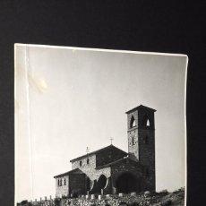Fotografía antigua: ERMITA DE FAYÓN (ZARAGOZA). FOTO ORIGINAL. AÑOS 1940S. FORMATO: 24 X 18 CTMS.. Lote 69403941