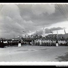 Fotografía antigua: FOTOGRAFIA ANTIGUA, CELEBRACION EN SAN SALVADOR.. Lote 69771501