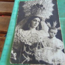 Fotografía antigua: FOTO FOTOGRAFIA SEMANA SANTA DE SEVILLA VIRGEN DEL CRMEN DE SAN LEANDRO DE SAN GIL. Lote 72708711