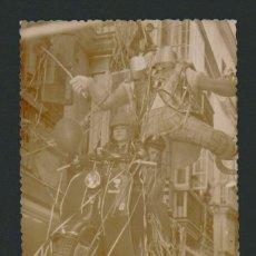 Fotografía antigua: FOTOGRAFÍA DE LA CABALGATA DE CARNAVAL EN CÁDIZ.AÑOS 50-60.. Lote 72853363