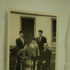 Fotografía antigua: FOTO PERNAS MONDOÑEDO 1962. Lote 73690039