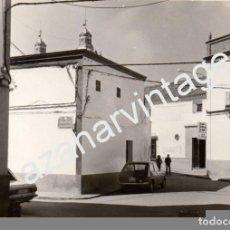 Fotografía antigua: TOCINA, SEVILLA, ANTIGUA FOTOGRAFIA, CENTRO URBANO, 174X120MM. Lote 75013923
