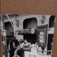 Fotografía antigua: CURIOSA FOTOGRAFIA DE AUTOR DESCONOCIDO. 16.5 X 23.5 CM / BUENA CALIDAD.. Lote 75995323