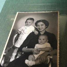 Fotografía antigua: ANTIGUA FOTOGRAFÍA AKRON STUDIO - SEVILLA - AÑOS 50. Lote 76834195