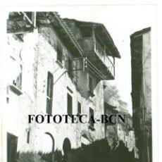 Fotografía antigua: FOTO ORIGINAL RUPIT CALLE CASA AÑOS 50/60 - 5,5X4,5 CM. Lote 76864999
