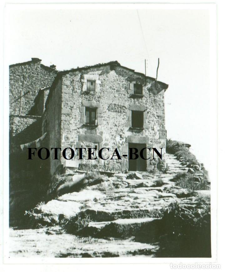 FOTO ORIGINAL RUPIT CASA AÑOS 50/60 - 5,5X4,5 CM (Fotografía Antigua - Fotomecánica)