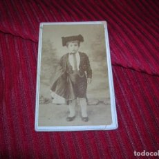 Fotografía antigua: MUY ORIGINAL FOTOGRAFIA DEL AÑO 1899. Lote 79783753