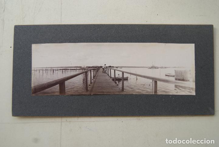 Fotografía antigua: LOTE DE 2 FOTOS DE EPOCA 22 X 10CM PRECIOSAS - Foto 2 - 79914489