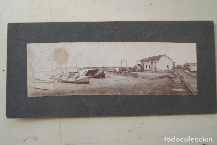 Fotografía antigua: LOTE DE 2 FOTOS DE EPOCA 22 X 10CM PRECIOSAS - Foto 3 - 79914489