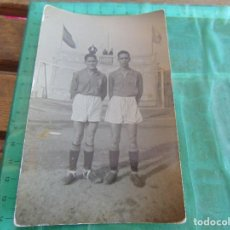 Fotografía antigua - FOTO FOTOGRAFIA EQUIPO JUGADORES DE FUTBOL BETIS ?? SEVILLA?? IDENTIFICAR - 79989925
