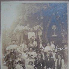 Fotografía antigua: FOTO ORIGINAL. HABANA. CUBA. HACIA 1920.. Lote 80436801