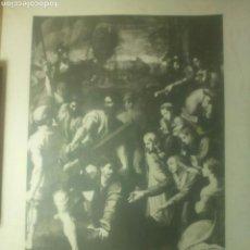 Fotografía antigua: FOTO LAMINA MUSEO DEL PRADO 1920. M. INSTRUCCION PUBLICA Y BELLAS ARTES. Lote 80653715
