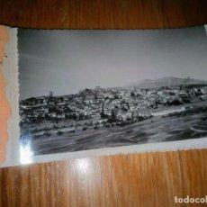 Fotografía antigua: ANTIGUO BLOC FOTOS AÑOS 30-40 ALCARAZ, ALBACETE. 10 FOTOS. Lote 81243028