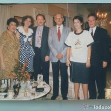 Fotografía antigua: FOTO DE FAMILIA . PUERTO RICO, 1992. Lote 81952168