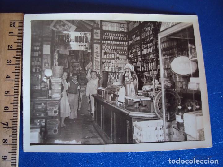 Fotografía antigua: (FOT-170440)LOTE DE 4 FOTOGRAFIAS COLMADO VILLO DE BARCELONA - Foto 6 - 82304256