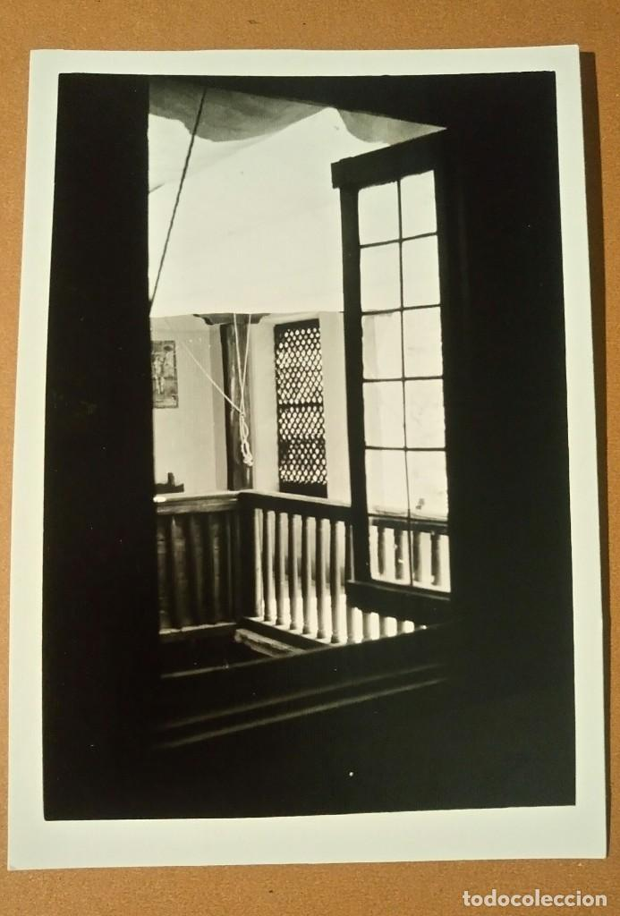 ANTIGUA FOTOGRAFÍA. TOLEDO. CASA DEL GRECO. FOTO AÑOS 60. (Fotografía Antigua - Fotomecánica)