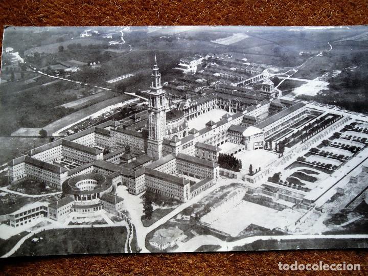 Fotografía antigua: 1950 Antigua foto de La Laboral de Gijón gran tamaño 27 x 45 cm. - Foto 3 - 84975212