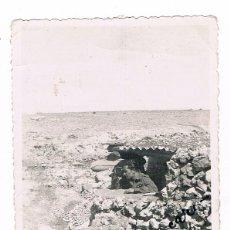 Fotografía antigua: EN LA TRINCHERA - GUERRA CIVIL - FOTOGRAFIA ANTIGUA. Lote 85061468