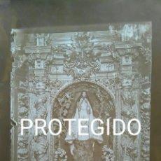 Fotografía antigua: ANTIGUA FOTOGRAFIA DE SANTA MARIA MAGDALENA PATRONA DE ANGUIANO LOGROÑO. Lote 85128224