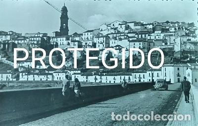 ANTIGUA FOTOGRAFIA DE MONTORO CORDOBA (Fotografía Antigua - Fotomecánica)