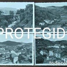 Fotografía antigua: EXCEPCIONAL LOTE DE 22 FOTOGRAFIAS Y 4 POSTALES ANTIGUAS DE MONDOÑEDO LUGO GALICIA. Lote 85255932