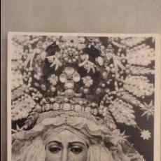 Fotografía antigua: ANTIGUA FOTOGRAFIA.VIRGEN MACARENA.SEVILLA.1966.. Lote 85306140